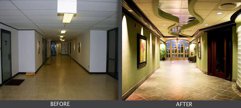 Bayview Hallway