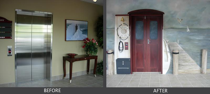 West Bay Professional Centre - Elevators